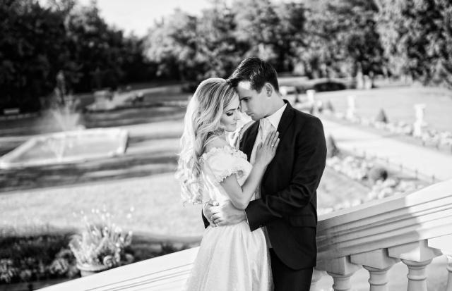 Vestuvių fotosesija (Sigita ir Tadas)