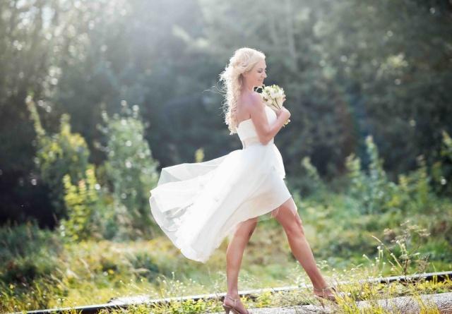Vestuvių fotosesija (Dalia ir Skirmantas)