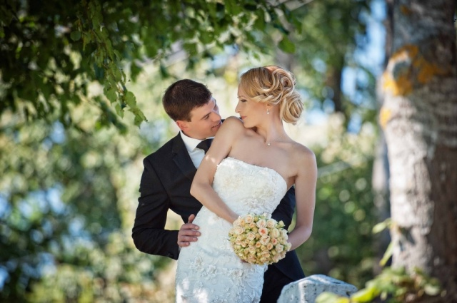 Vestuvių fotosesija (Eglė ir Joe)