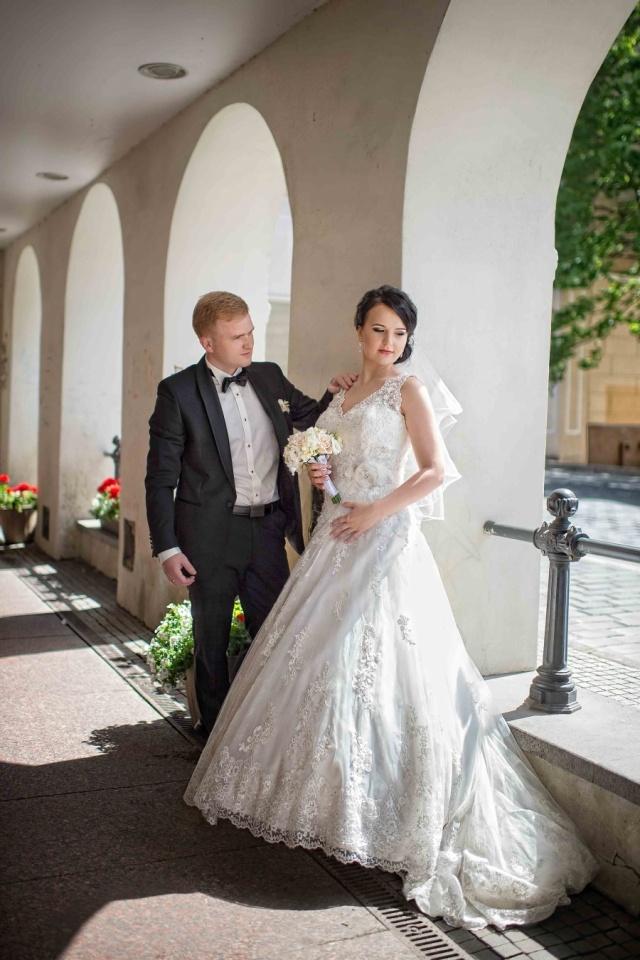 Vestuvių fotosesija (Gintarė ir Vitalijus)